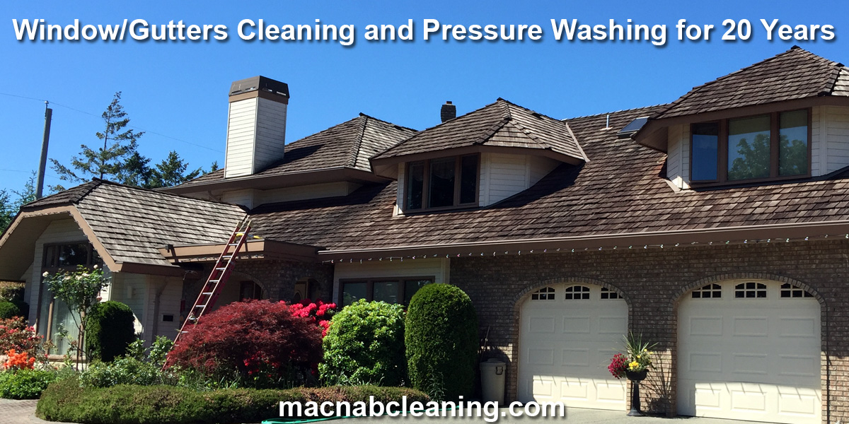 window cleaning 15 years macnab exterior cleaning