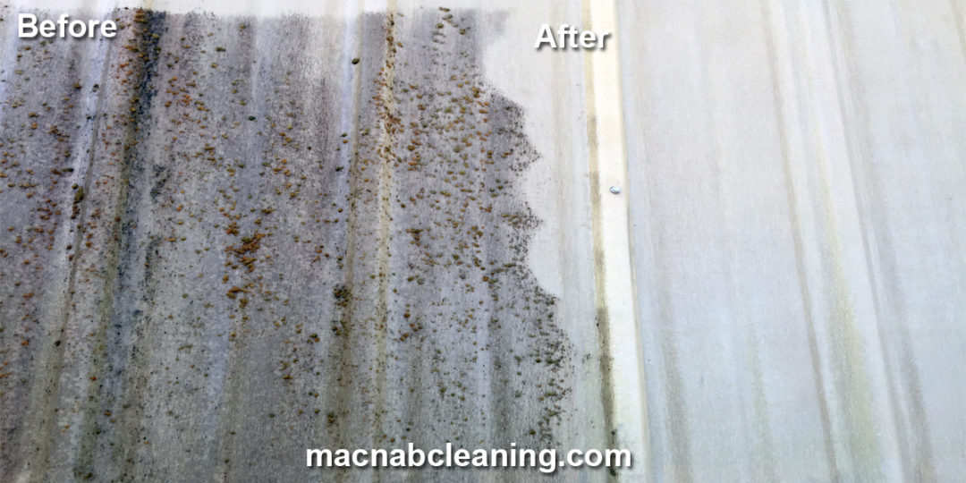 Siding Cleaning Cobble Hill BC